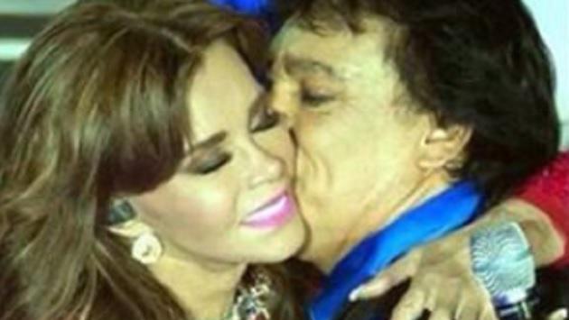 Lucía Méndez recuerda la última vez que cantó con Juan Gabriel (VIDEO)