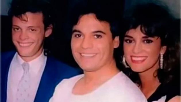 Lucía Méndez reveló la mentira que le dijo Luis Miguel cuando estuvieron juntos
