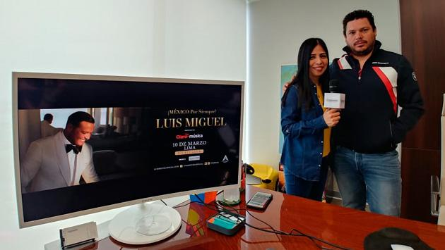 Luis Miguel en Lima: En exclusiva te contamos todos los detalles del regreso del Sol de México