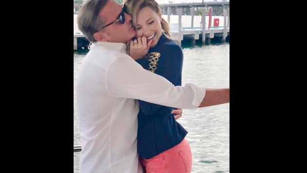 ¡Luis Miguel está enamorado y se luce con su novia Desirée Ortiz! [FOTOS]