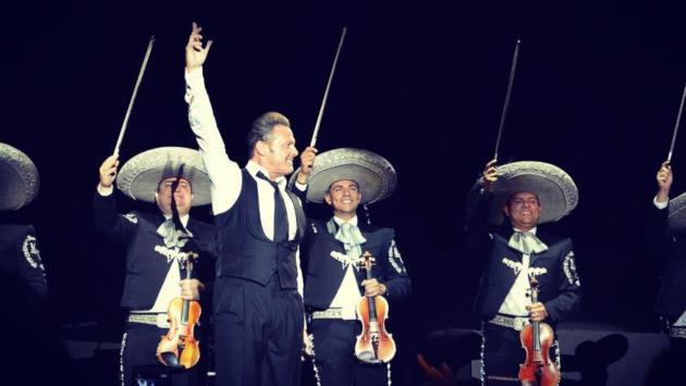 Luis Miguel ganó un premio en los Latin American Music Awards