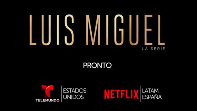 La serie de Luis Miguel a puertas de su estreno