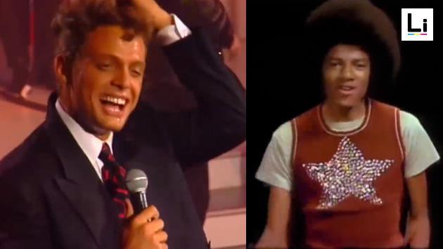 Al parecer Luis Miguel sí logró realizar un dueto con Michael Jackson ¡Míralo aquí!