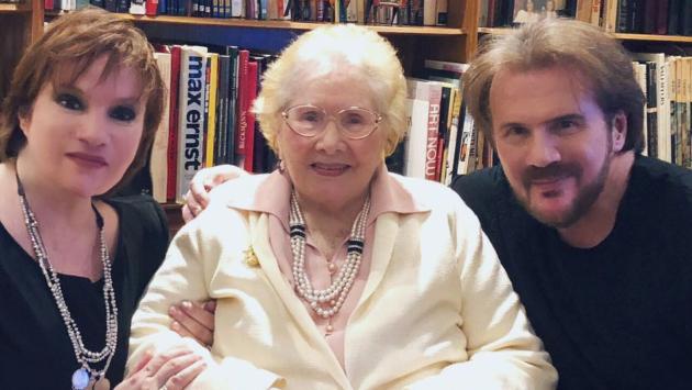 Madre del dúo Pimpinela se encuentra en estado crítico tras infarto cerebral