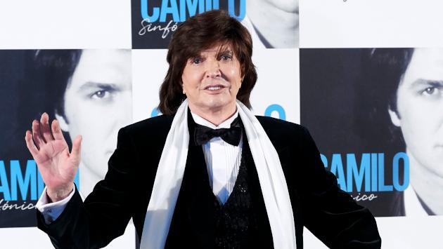 Mánager de Camilo Sesto asegura que el cantante es dueño de sus propias decisiones