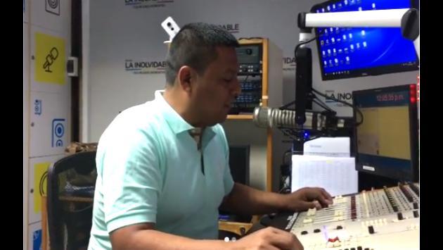 ¡Manucci regresó a primera división y Kike Vega lo celebró con emotivo mensaje en Radio La Inolvidable! [VIDEO]