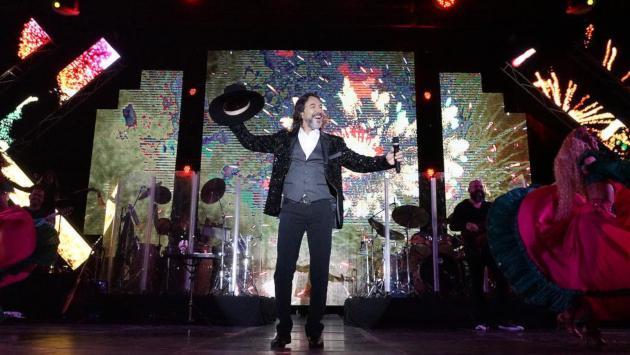¡Marco Antonio Solís anunció más fechas para su última gira!