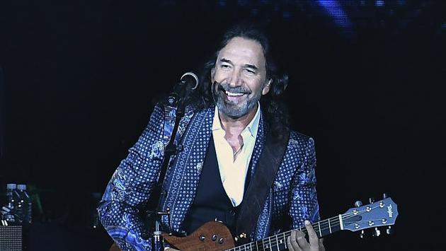 Marco Antonio Solís se destapó en Instagram