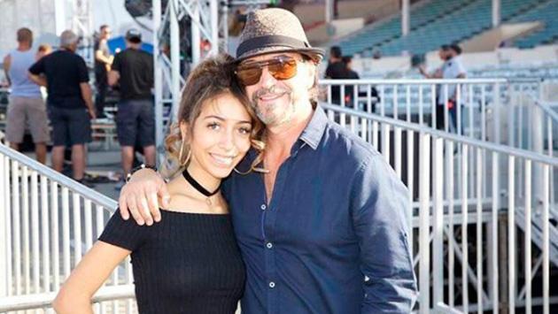 Mira el conmovedor encuentro de Marco Antonio Solís con su hija