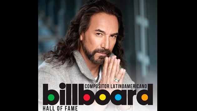 Marco Antonio Solís es nominado a los premios Billboard 2018