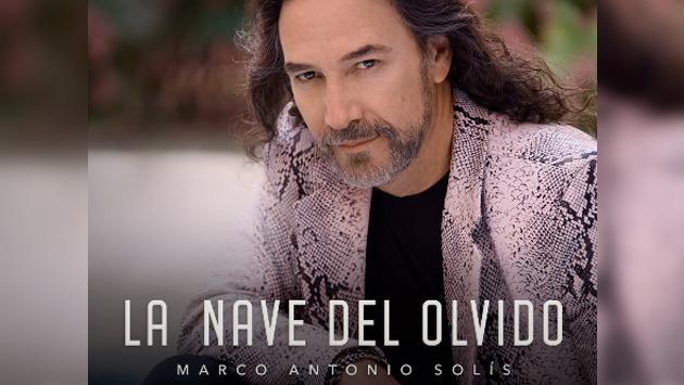 Marco Antonio Solís lanza su versión de 'La Nave del Olvido' de José José