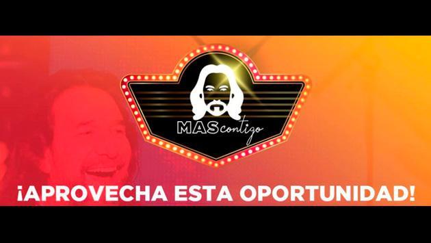 Marco Antonio Solís lanzó para todos sus fans el proyecto 'Mas contigo'