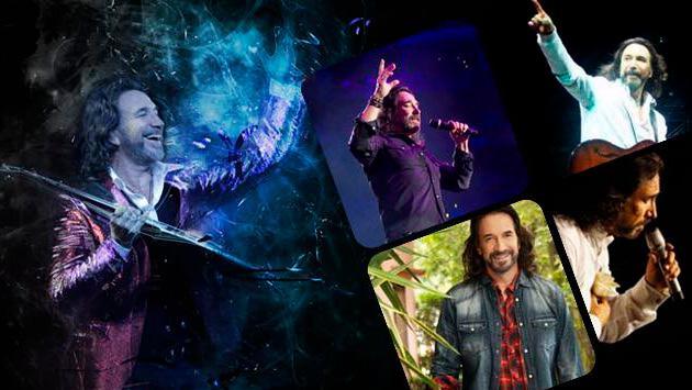 Marco Antonio Solís comparte una reflexión e invita a sus fans a sus próximos conciertos