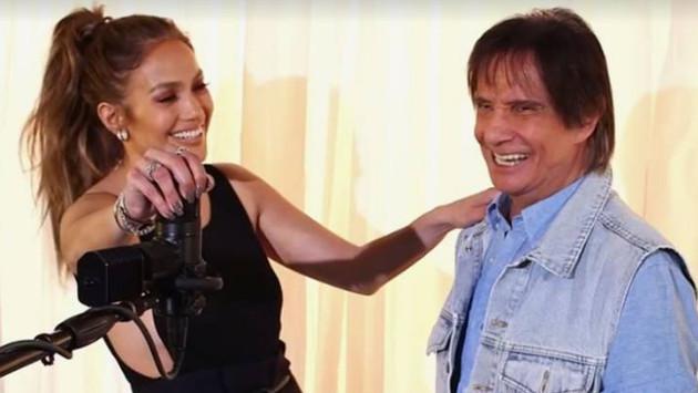 ¡Mira aquí el videoclip de 'Chegaste', la nueva canción de Roberto Carlos!
