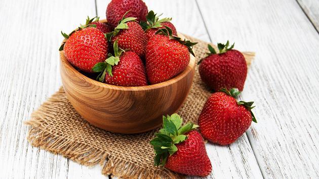 Mira estos increíbles beneficios de la fresa para nuestro organismo