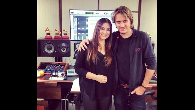 Myriam Hernández lanzará nuevo álbum nueve años después