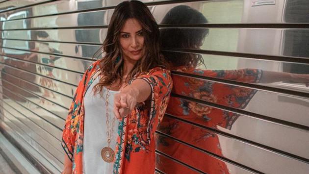 Myriam Hernández llegó a Perú para ofrecer dos conciertos