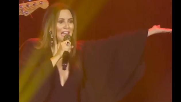 Así se vivió el último concierto de Myriam Hernández en su país natal
