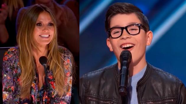 Niño deja impactado al jurado de 'America's Got Talent' cantando 'El triste' de José José
