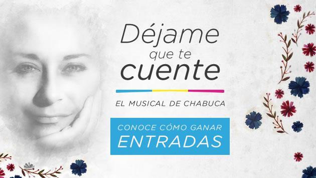 Obra teatral 'Déjame que te cuente' rinde homenaje a Chabuca Granda