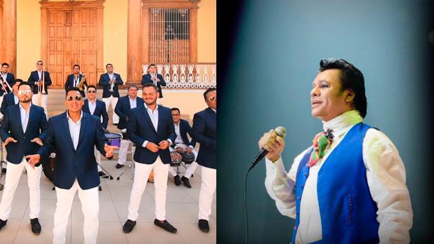 Orquesta peruana lanza nueva versión de 'Te sigo amando' de Juan Gabriel