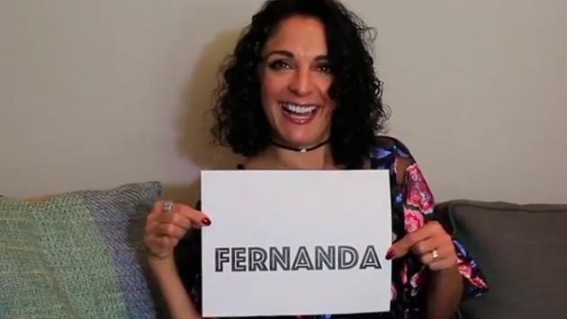 Así celebró Pandora el cumpleaños de la gran Fernanda Meade