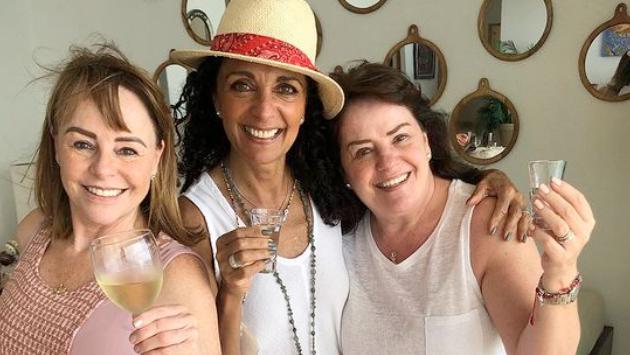 Pandora: Fernanda superó el COVID-19 y se reencuentra con Isabel y Mayte