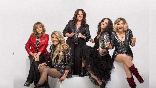 Pandora y Flans anuncian gira 'Inesperado tour', por primera vez juntas