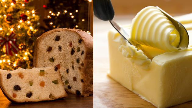 ¿Por qué no debemos mezclar el panetón con la mantequilla?