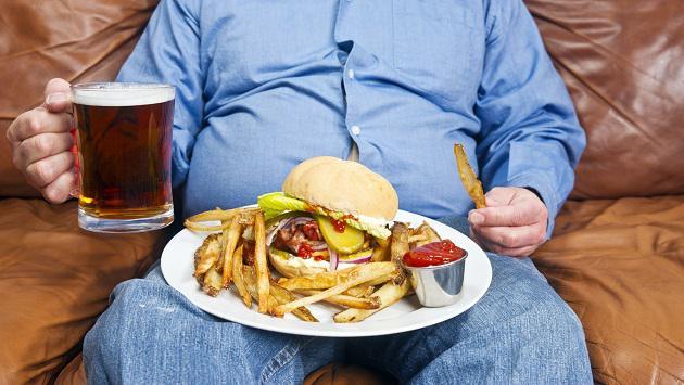 ¿Por qué no se recomienda comer mucha grasa?