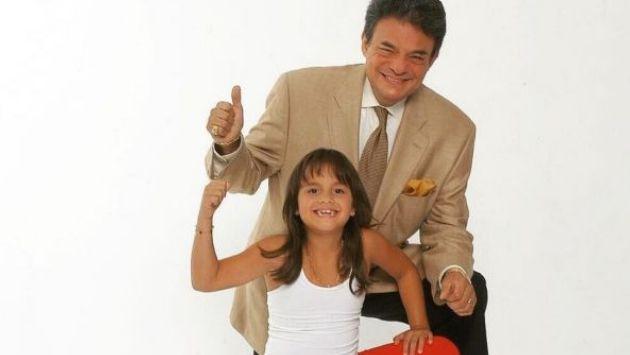Publican video de José José bailando reguetón al lado de su hija Sarita