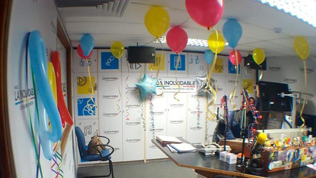 Así se celebró el aniversario de Radio La Inolvidable