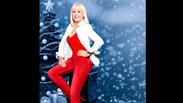 Raffaella Carrá prepara álbum navideño