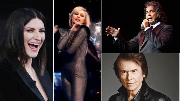 Raffaella Carrá: Raphael, 'El Puma' José Luis Rodríguez y Laura Pausini publican emotivos videos con la cantante