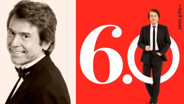 Raphael anuncia concierto y disco por sus 60 años de carrera