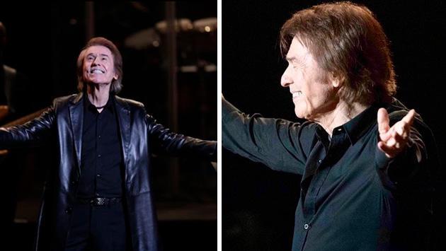Raphael brilló en su reciente concierto en Mallorca