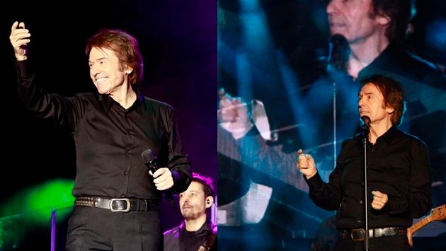 Raphael continúa su gira 'Loco por cantar' en toda Europa
