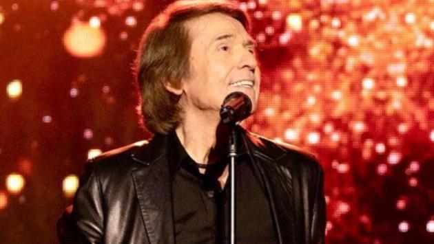 Raphael recibirá un premio en el Salón de la Fama de Compositores Latinos
