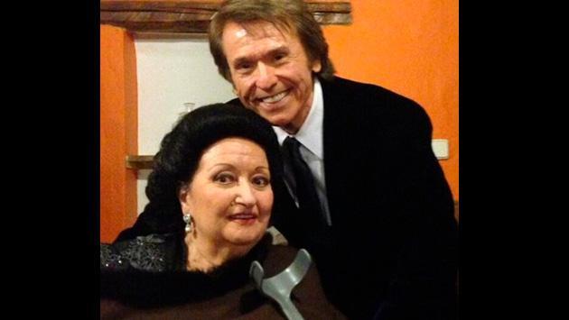Raphael se despide de Montserrat Caballé con un emotivo mensaje