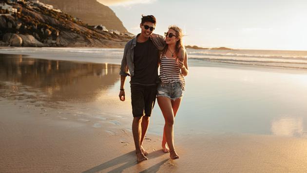 Razones por las que ir a la playa es bueno para tu salud