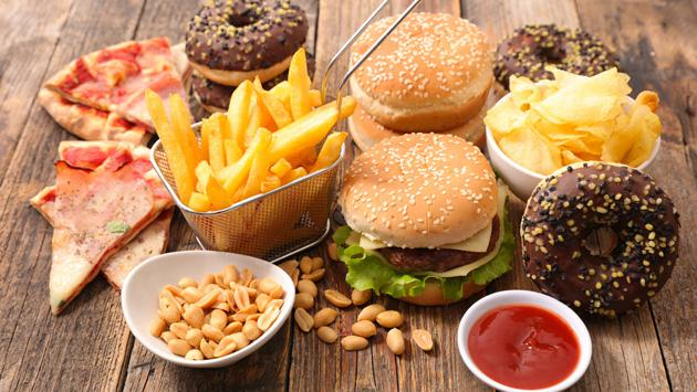 Razones para no consumir comida chatarra
