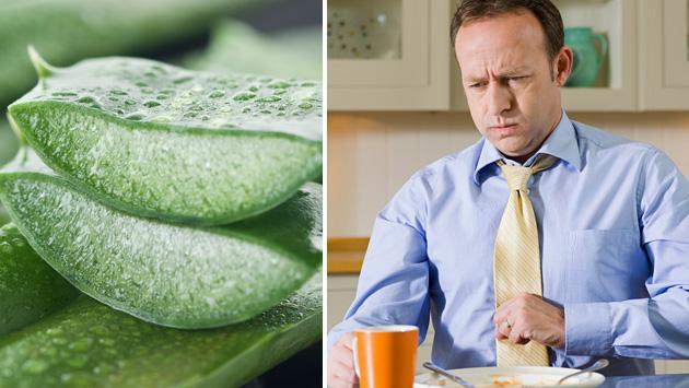 Remedios caseros a base de aloe vera que combaten los problemas de digestión