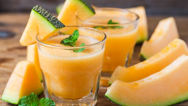 Remedios naturales hechos con melón