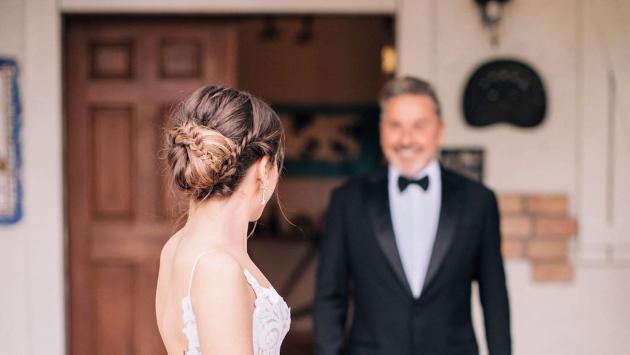 Revive el conmovedor baile entre Ricardo Montaner y Evaluna el día de su boda [VIDEO]