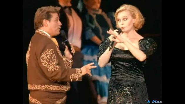 ¡Revive este dueto inolvidable entre Rocío Dúrcal y Juan Gabriel!