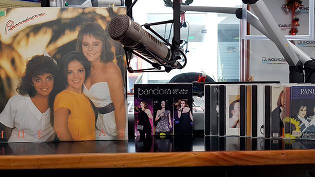 Revive la entrevista exclusiva con Pandora