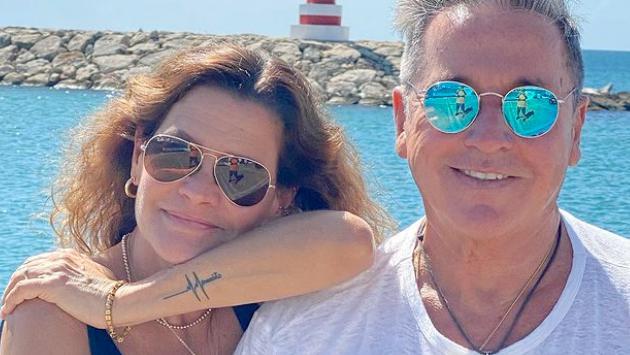 Ricardo Montaner celebra 35 años de amor con Marlene Rodríguez