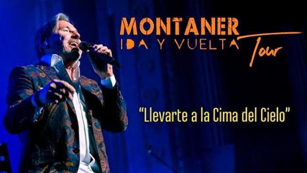 Ricardo Montaner comienza su nuevo 'Ida y vuelta' tour