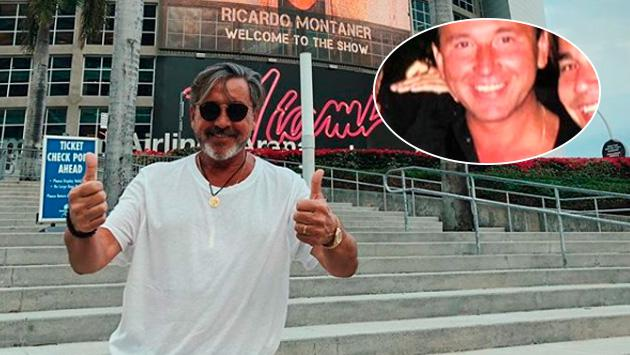 Ricardo Montaner comparte tierna foto con su familia