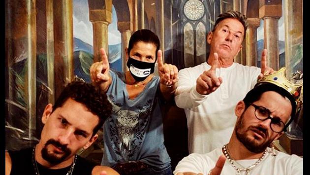 Ricardo Montaner publicó divertido Tik Tok al lado de sus hijos y su esposa